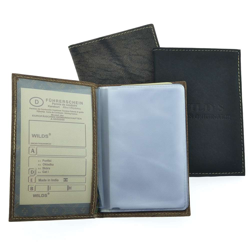 Kartenetui Kreditkartenetui Visitenkartenetui Leder B570un